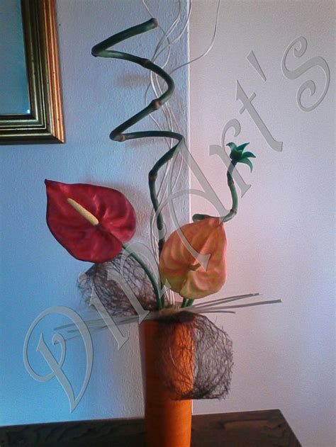 Handmade Clay Flowers - 26 best images about dinart s clay flowers on