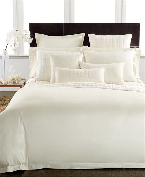 hotel collection solid  thread count egyptian cotton twin bedskirt ivory