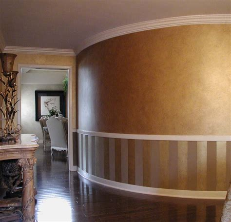 curved walls curved wall faux finish two dudes painting