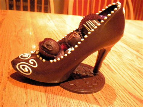 Heels Choco valentines and shoes a pairing taibhsearachd