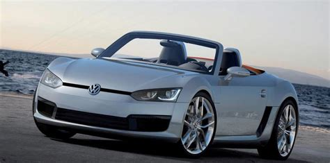 volkswagen sports car models volkswagen out cut price sports car