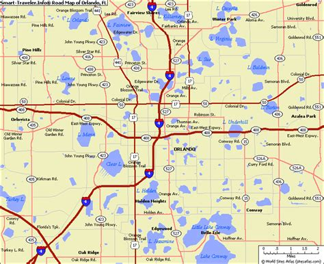 orlando florida map map of central florida orlando pictures to pin on pinsdaddy
