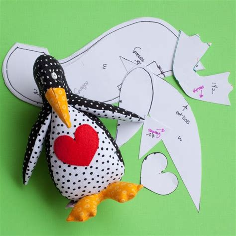 pengi the penguin softie allfreesewing 57 best images about bird patterns penguins on