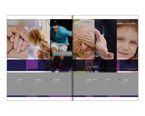 banco security memoria anual banco security 2013 interfaz dise 241 o