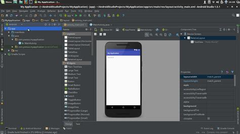 membuat aplikasi android di linux ubuntu memulai membuat aplikasi android