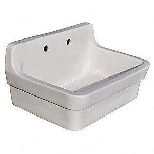 standard wall mount utility sink standard wall mount utility sink 1 bowl white