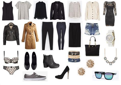 Basic Business Wardrobe by