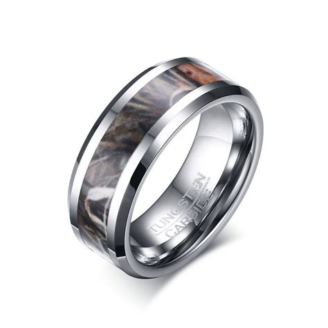 Wedding Bands Wholesale by Mens Tungsten Camouflage Wedding Bands Wholesale