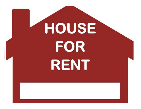 to let template image gallery house for rent sign
