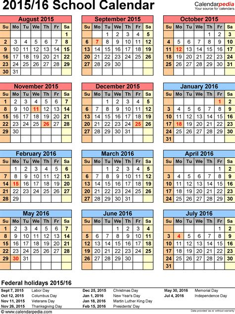 excel calendar template free cookout info