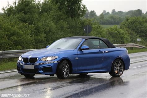 bmw four door convertible 2015 m235i convertible virtually fully revealed
