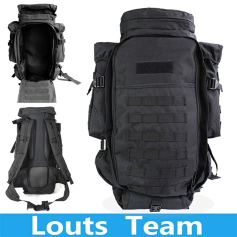 tactical backpack rifle maleroads usmc army tactical molle hiking
