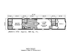 Single Wide Mobile Home Floor Plan manufactured homes mobile single wide floor plans bestofhouse net