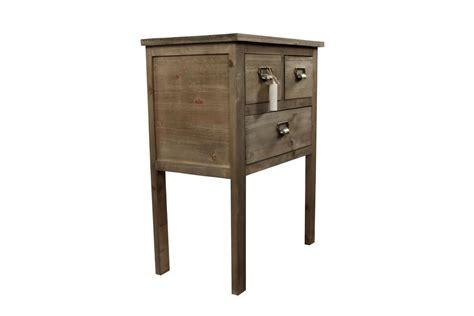 Supérieur Salle De Bain Ancienne Bois #7: meuble-console-bois-3-tiroirs-60x355x76cm.jpg?time=1484872210