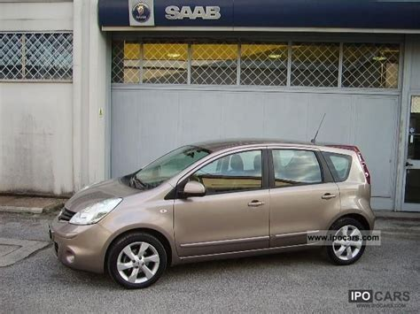 nissan note 2010 2010 nissan note 1 6 acenta automatica car photo and specs