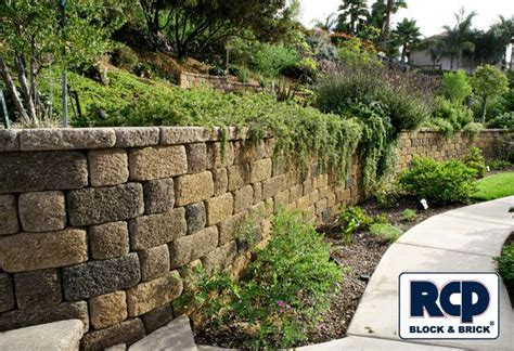 32 Best Images About Retaining Walls On Pinterest Landscape Wall Blocks