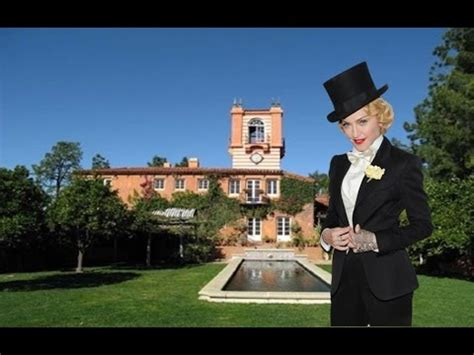 madonna house madonna s house in hollywood 2016 inside outside youtube