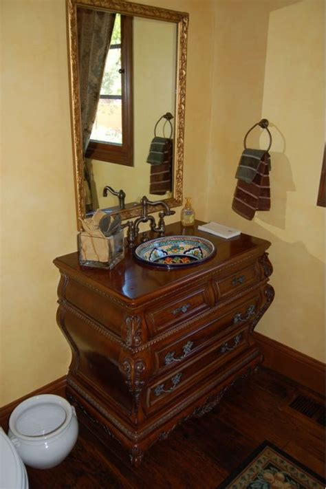 bathroom vanity with unique sink bathroom ideas
