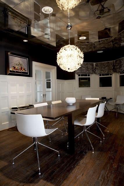 modern craftsman dining room contemporary dining room