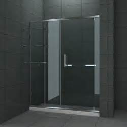 showers with sliding doors best sliding shower doors door styles