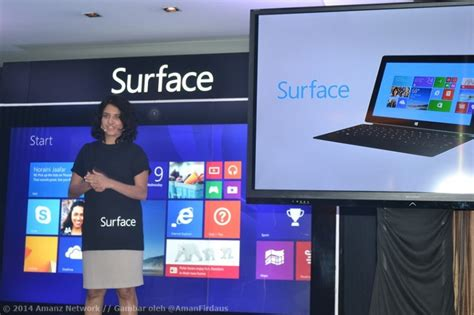 Microsoft Surface Pro 2 Di Malaysia Microsoft Surface 2 Dilancarkan Secara Rasmi Di Malaysia Amanz