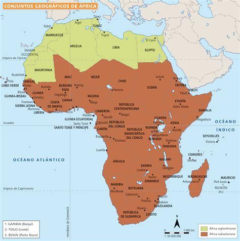 espana y africa mapa de ciencias sociales curso 2017 2018 el mapa