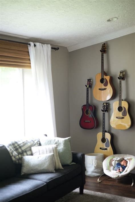 guitar bedroom best 25 guitar bedroom ideas on pinterest music decor