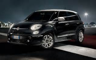 Fiat L500 Fiat 500l A Great Family Mpv Car