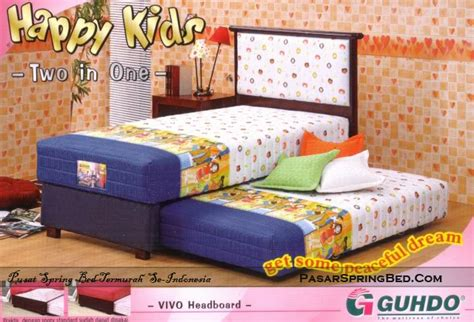 Kasur Bigland King Pocket bed murah harga bed termurah di indonesia