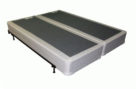 king bed box spring split box spring michigan full queen king split king