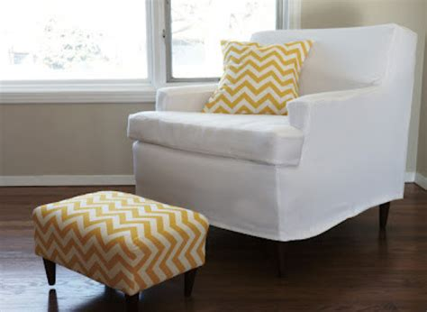 Diy Slipcovers For Chairs how to slipcover a chair or an armchair 12 crafts shelterness