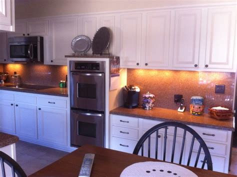 Granite Countertops Wichita Ks by Cabinet Refacing And Countertops Traditional Kitchen