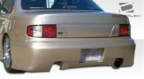 1992 Toyota Rear Bumper 1992 1996 Toyota Camry Duraflex Rear Bumper Cover