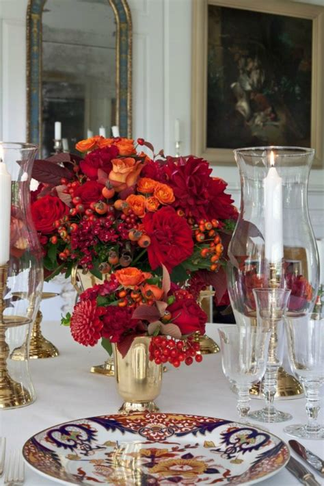 23 insanely beautiful thanksgiving centerpieces and table settings homesthetics decor ideas 7