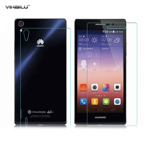 Limited Tempered Glass Lenovo P1m Antigores Kaca Screen Guard 0 4 buy enkay 0 26mm 2 5d explosion proof tempered glass screen protector huawei ascend p7 at