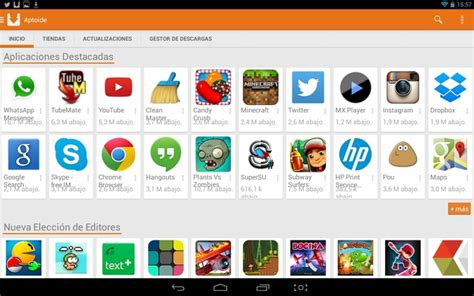 aptoide download play store descarga aptoide apk para android gratis rwwes