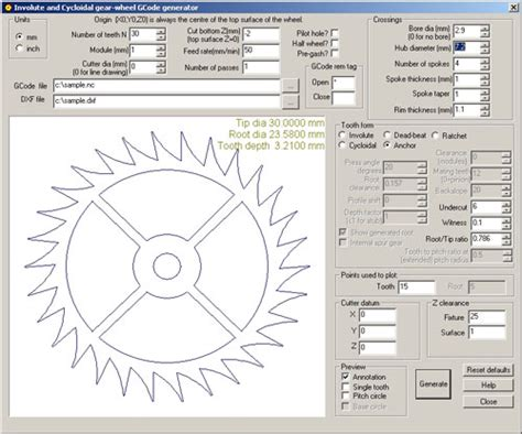 delphusa gear wheel designer