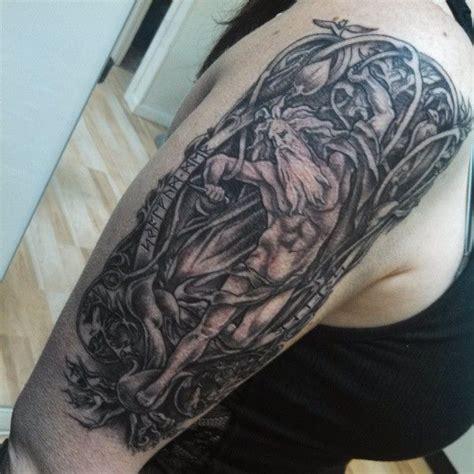 asatru tattoos pin by bob harrison on piercing