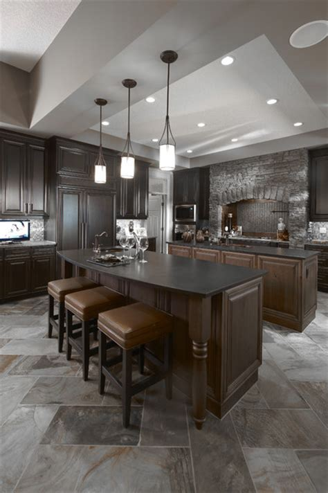 kitchen islands calgary stewart traditional kitchen calgary by superior
