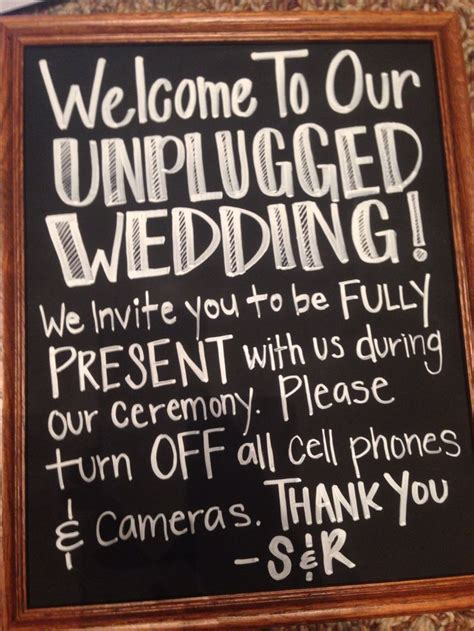 Wedding Ceremony No Phones by 1000 Ideas About No Cell Phones On Gilmore