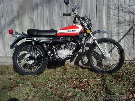 Suzuki Ts 185 Parts Rsmithey Motorcycle List