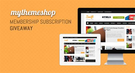 Subscription Giveaway - mythemeshop membership subscription giveaway