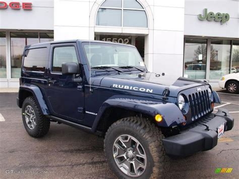 blue rubicon jeep true blue pearl 2013 jeep wrangler rubicon 4x4 exterior