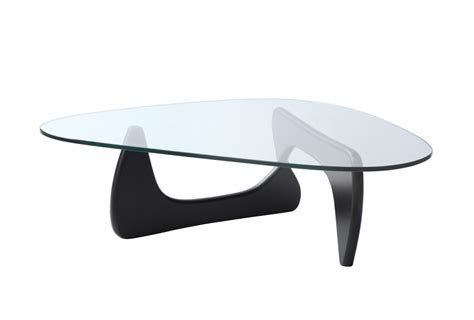 Triangle Coffee Table Modern Furniture Brickell Collection