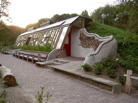 house of fallen timbers earthships