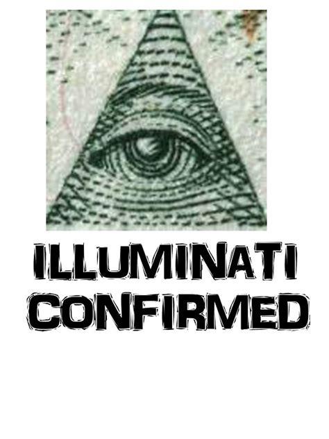 Wall Border Sticker quot illuminati confirmed quot stickers by willnofriends redbubble