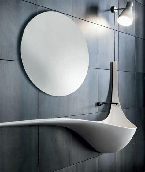 modernes badezimmer waschbecken moderne waschbecken lassen das badezimmer zeitgen 246 ssischer