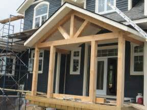 Beam X Front Of House Front Porch Post And Beam Designs Studio Design