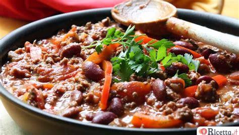 come si cucina il chili come fare il chili con carne consigli di cucina