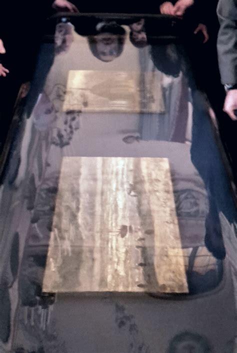 ladari di capodimonte citt 224 monte in mostra a capodimonte i due gogh